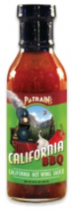 P Train's Hot Wing Sauce (2 Pack)